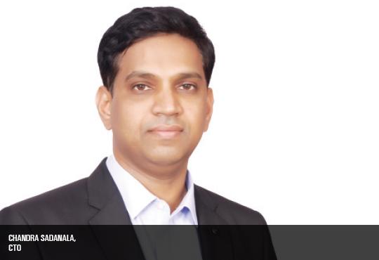 Chandra Sadanala, CTO, Forsys Inc