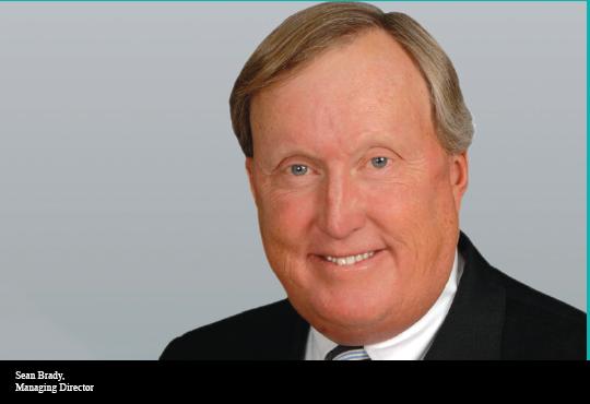 Sean Brady, Managing Director, Cushman & Wakefield