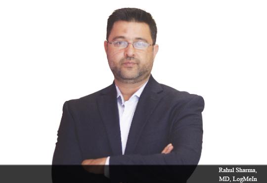 Rahul Sharma, MD, Logmein