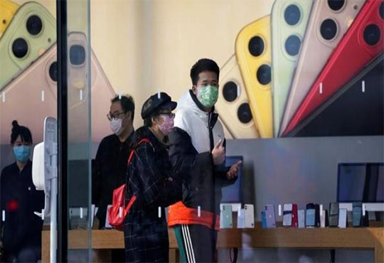 Chinese Smart-phone Market Growth Plunges due to Corona Virus Outbreak