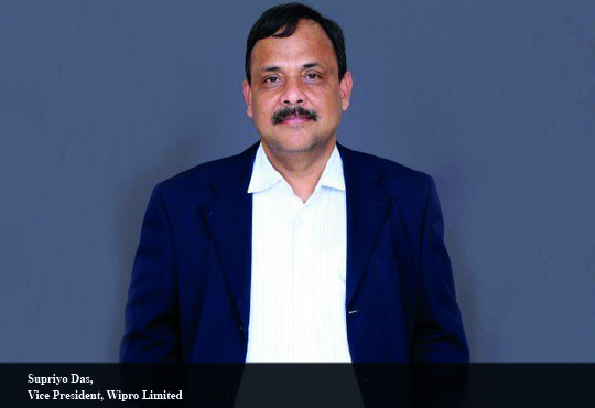 Supriyo Das, Vice President, Wipro Limited