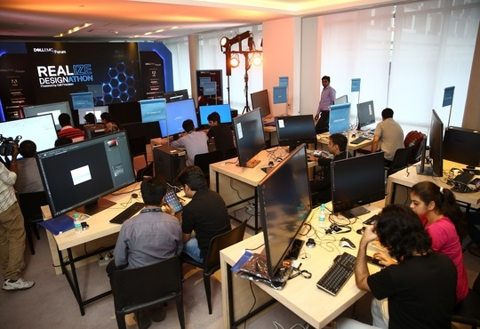 Dell Inspires a Powerful Amalgamation of Creativity and Technology through its Multi-City 'Designathon'