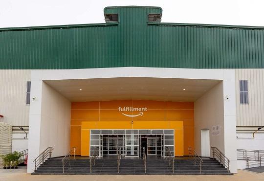 Amazon India unveils its largest fulfilment centre in Bengaluru