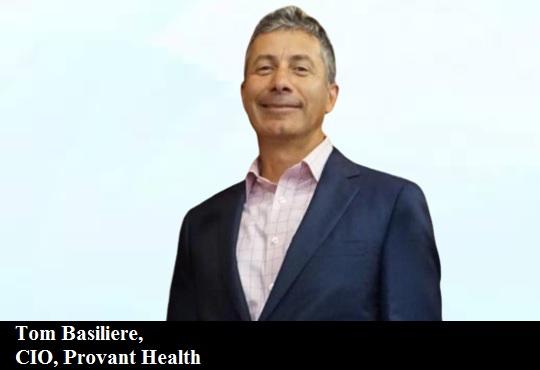 Tom Basiliere, CIO, Provant Health