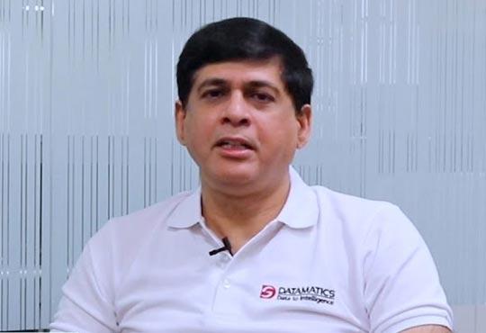 Ulhas Kulkarni, SVP – Process Automation & RPA, Datamatics Global Services Ltd.