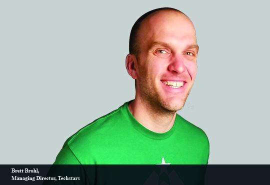 Brett Brohl, Managing Director, Techstars