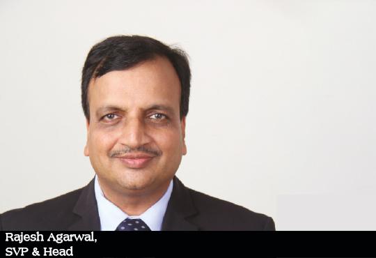 Rajesh Agarwal, SVP & Head – Robotic Process Automation, Datamatics