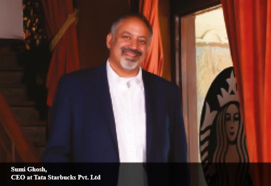 Sumi Ghosh, CEO at Tata Starbucks Pvt. Ltd