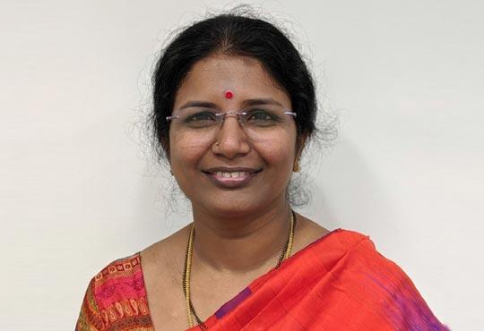 Kavitha Siddada, Head of Design Engineering, Shell