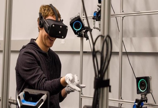 New Facebook Reality Labs To Develop Next-Gen AR/VR Products