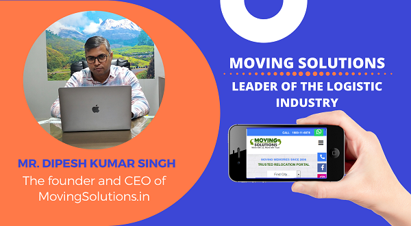 Moving Solutions - Leader of the  Logistic Industry