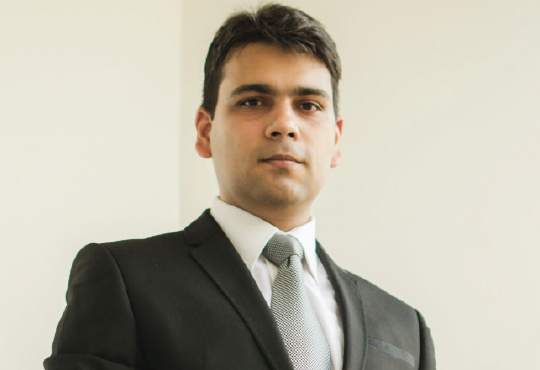 Ankit Jindal, Co-Founder and CEO, Trodly
