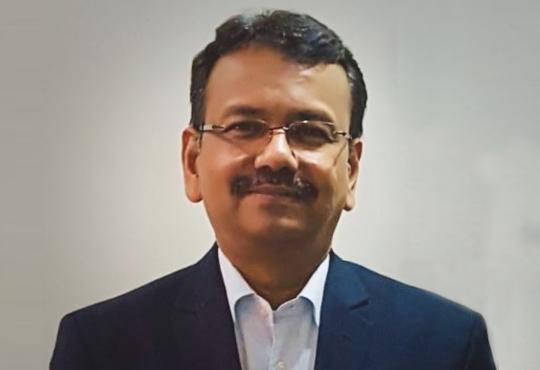 Vinod Raju, Head IT & Enterprise Applications, EFL (Expo Freight)