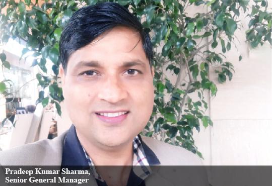 adeep Kumar Sharma, Senior General Manager- Supply Chain Management, SUN PHARMA