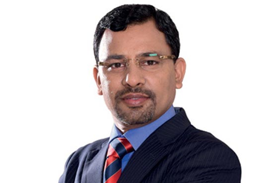 Sunil Sharma, Managing Director Sales, Sophos India & SAARC