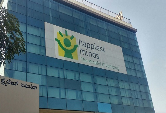 Happiest Mind partners with Yotta to deliver co-location, managed IT services