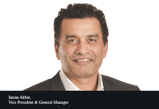 Imran Akbar, Vice President & General Manager, Wireless Networks, Samsung Electronics America
