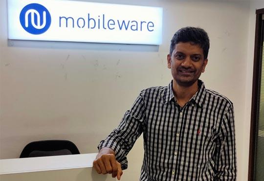Satyajit Kanekar, Director Business Development, Mobileware Technologies Pvt Ltd