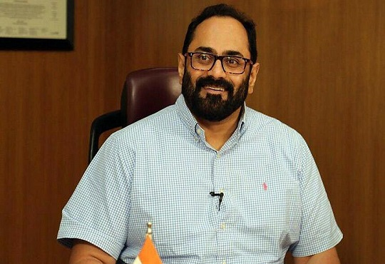 Rajeev Chandrasekhar to hold series of one-on-one meetings with top electronics, IT hardware makers