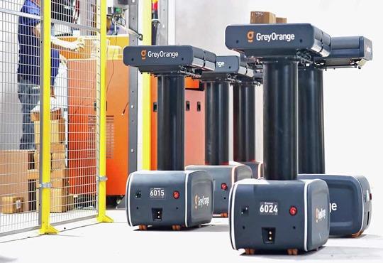 Indian Robotics company GreyOrange eyes $600 million via US listing