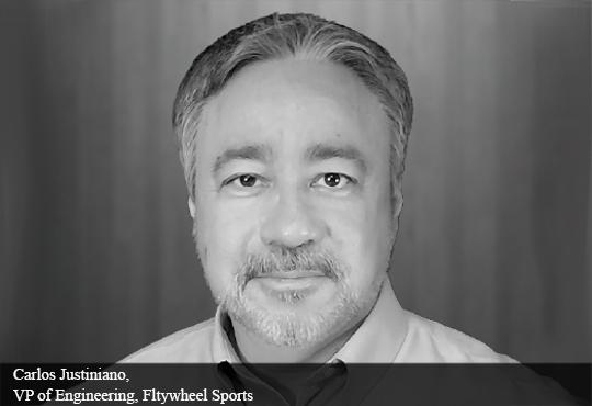 Carlos Justiniano, VP Of Engineering, Flywheel Sports