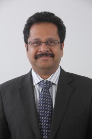 K. Bhaskhar,  Vice President of Office Imaging Solution (OIS)