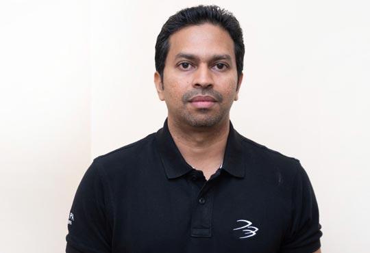 Radhakrishna Venketeshwaran, VP – Head of Strategic Development Centre, Product & Engineering, Blackhawk Network India