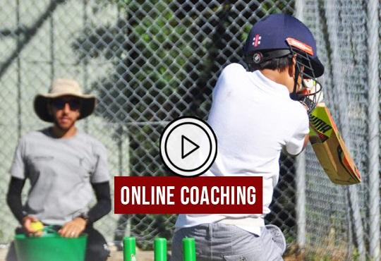 Cricket-focused platform Criconet begins live, interactive e-coaching