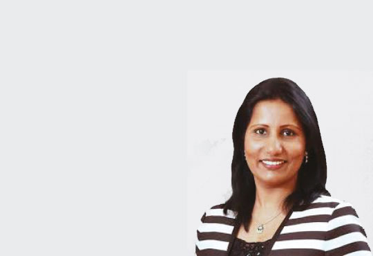 Speed is the Name of the Game By Meerah Rajavel, CIO, Forcepoint
