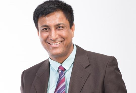 Girish Ramaswamy, Head of Engineering, Engine & Drivetrain Systems - India, Vitesco Technologies India