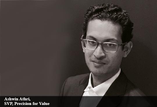 Ashwin Athri, SVP, Precision for Value
