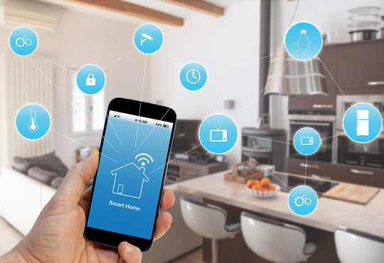 Wozart Smart technology devices will keep you connected to your home from anywhere, anytime with advanced home automation systems.
