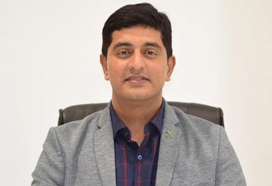 Vivek Tiwari, Founder & CEO of Medikabazaar.com
